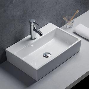 vasque achat vente vasque pas cher soldes d s le 10 janvier cdiscount. Black Bedroom Furniture Sets. Home Design Ideas