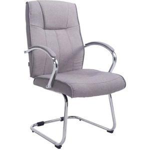 Chaise de bureau enfant sans roulettes - Chaise de bureau reglable en hauteur sans roulette ...