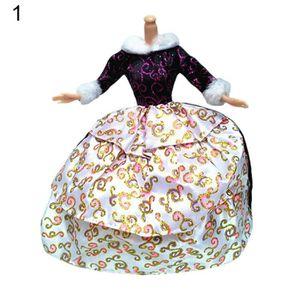 ACCESSOIRE POUPÉE Elegant Poupée accessoires soirée robe de mariée p