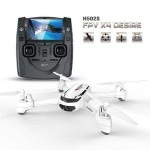 DRONE Hubsan X4 H502S 5.8G FPV avec 720P Caméra GPS RC Q