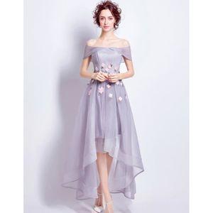Robe de soir e achat vente pas cher cdiscount for Nettoyage de robe de mariage milwaukee