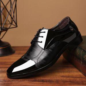 MOCASSIN Nouveau Chaussures en cuir Les hommes Affaires Rob