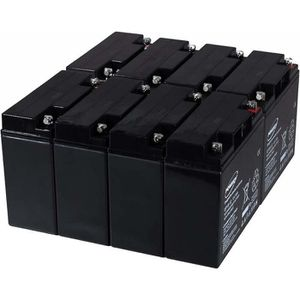 BATTERIE VÉHICULE Batterie gel-plomb Powery pour USV APC Smart-UPS S