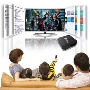BOX MULTIMEDIA Smart TV BOX X96mini Android 7.1.2 Quad Core 2+16G