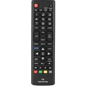 TÉLÉCOMMANDE TV Télécommande de remplacement pour LG Smart LCD TV
