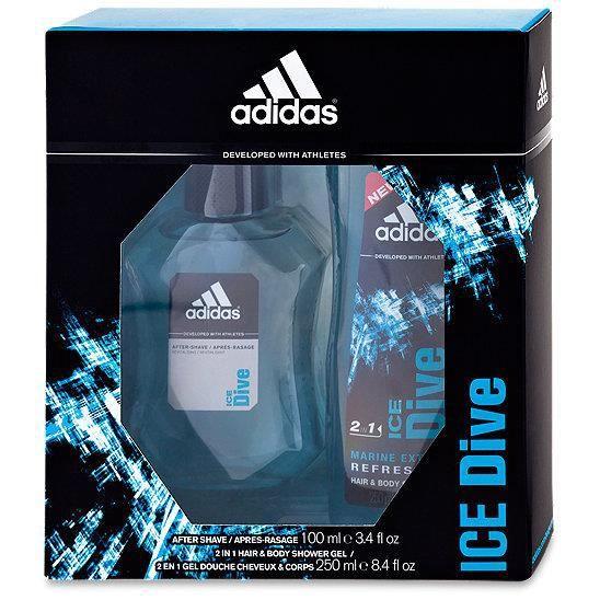 coffret parfum adidas pour homme