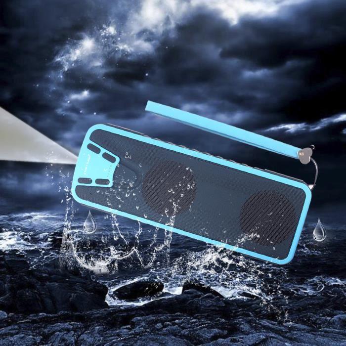 Sans Fil Imperméable À L'eau Portable Extérieur Bluetooth Haut-parleur