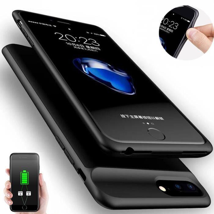 coque powerbank iphone 6