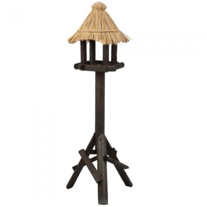 mangeoire sur pied pour oiseaux achat vente pas cher. Black Bedroom Furniture Sets. Home Design Ideas