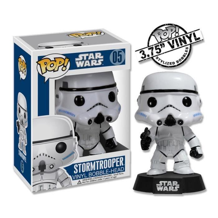 FIGURINE - PERSONNAGE Figurine Funko Pop! Star Wars: Stormtrooper