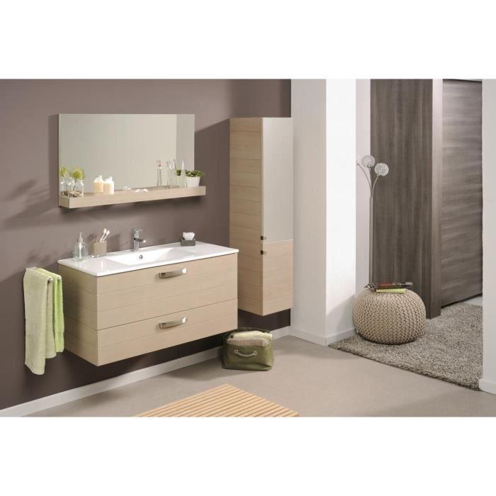 Miliboo - Meuble de salle de bain : meuble sous… - Achat ...