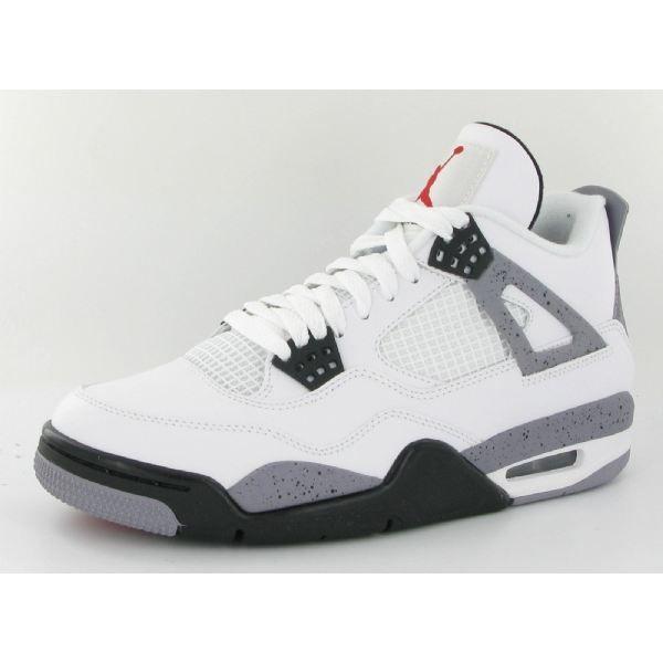 Royaume-Uni disponibilité 2218c 34603 Air Jordan 4 Retro - Basket-ball H - Prix pas cher - Cdiscount