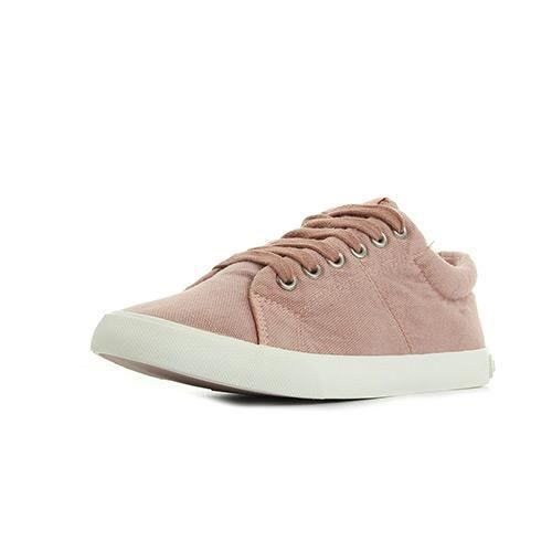 Baskets Rocket Dog Campo Beach Canvas Dusty Pink