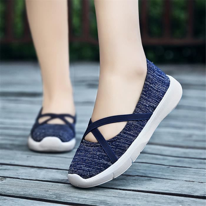 Baskets Chaussures Femme Grande bleu rose Lger Marque Taille Antidrapant blanc Poids De Exquis Durable Nouvelle Luxe Sneakers Extravagant Noir 3lTJF1Kc