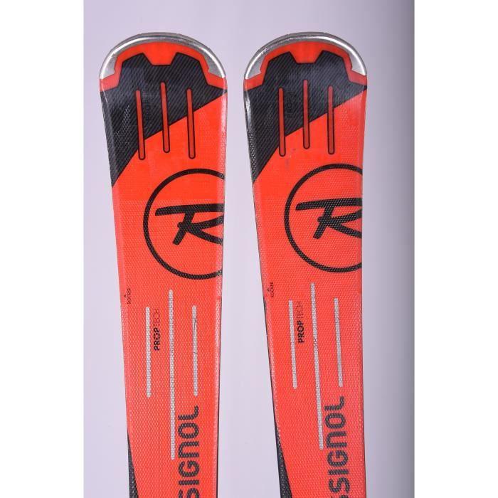 SKI Ski occasion Rossignol Pursuit 400 carbon 2017 + f