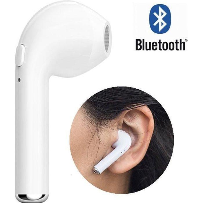 Oreillette Bluetooth sans fil Kit Mains-libres