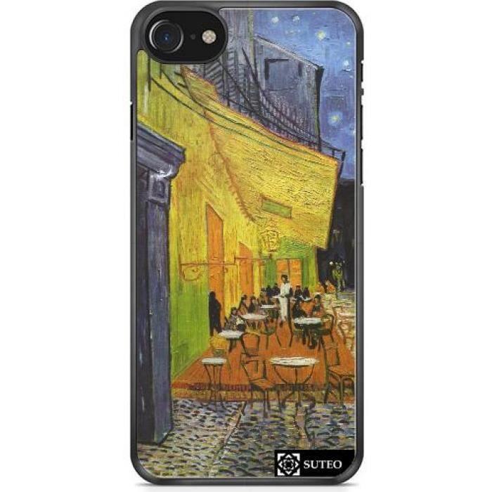 coque iphone 7 van gogh