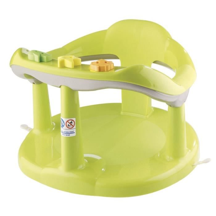 Thermobaby Anneau De Bain Aquababy Vert Vert Achat Vente Assise