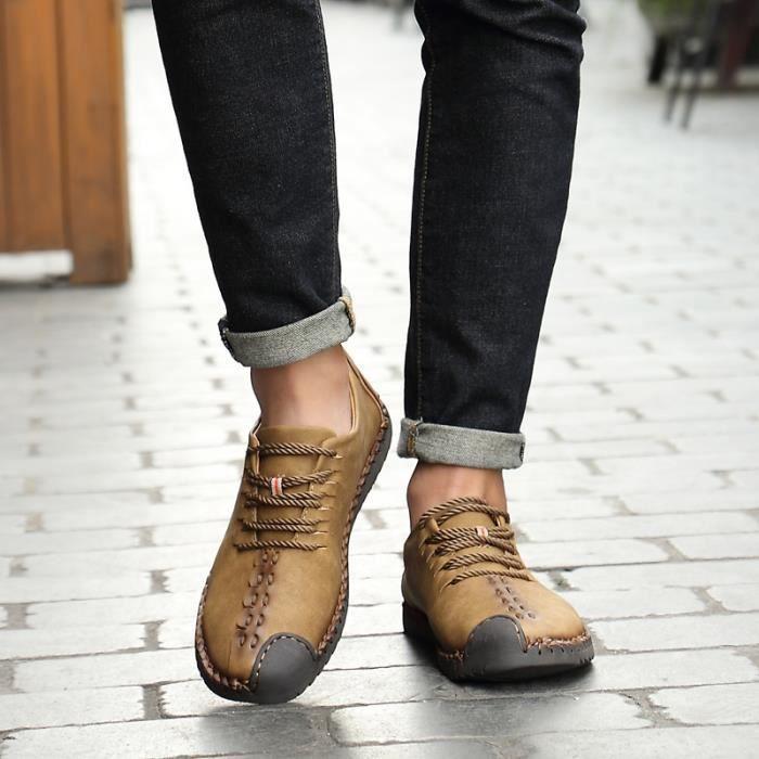 Mocassins homme Chaussures de villeChaussures loisirChaussures populaires Confortables Nouveauté GnL9PIh9qL