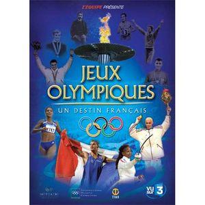DVD DOCUMENTAIRE DVD Jeux olympiques, un destin francais