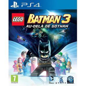 JEU PS4 LEGO Batman 3 Au delà de Gotham - Jeu PS4