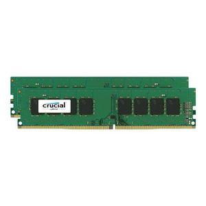 CRUCIAL Mémoire PC KIT - DDR4 - 16GB (8GB*2) - 2133