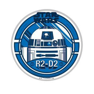 Figurine décor gâteau Disque azyme  R2-D2 - Star Wars 20 cm