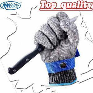GANTS DE PROTECTION Hig Qualité Sécurité Cut Preuve Protect Gant 100%
