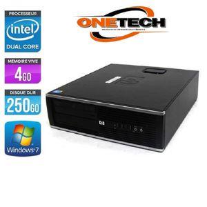 UNITÉ CENTRALE  PC HP Compaq 8300 Elite SFF Intel Pentium G2020 @