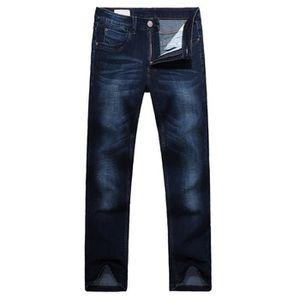 JEANS Jeans Homme slim bleu clair grande taille Pantalon