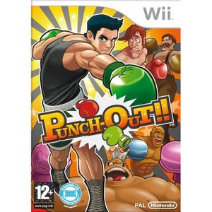 JEUX WII Punch-Out [import allemand]