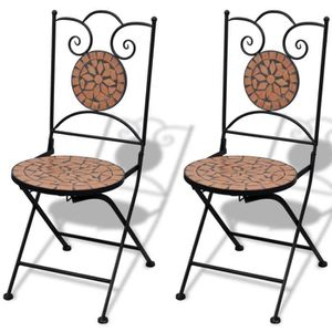 Mosaique Chaise Pas Cher Achat Vente 92HIYWDeE