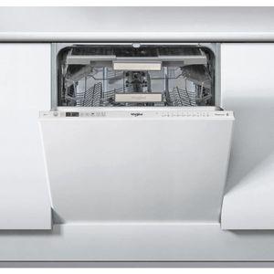 LAVE-VAISSELLE Whirlpool WIO 3P23 PL, Entièrement intégré, Taille