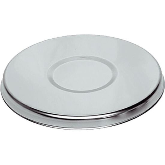 Ustensile Cuisine Cache Plaques 4 Pieces Inox Protege