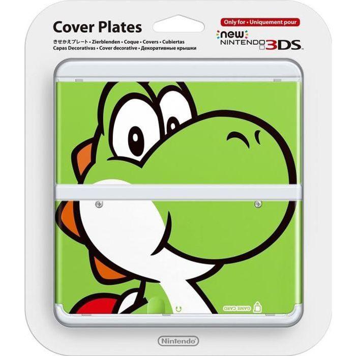 Coque n 3 yoshi new nintendo 3ds achat vente housse de for Coque 3ds xl pokemon