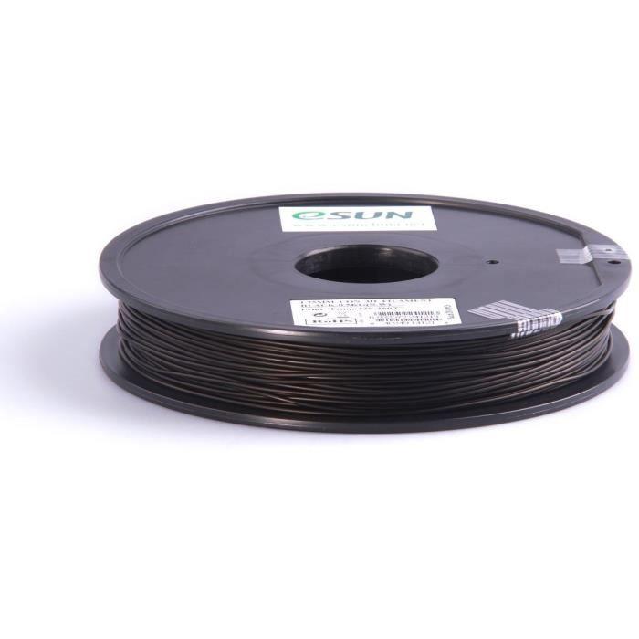 ESUN Filament pour Imprimante 3D ABS ESUN - Conductif - 1,75 mm