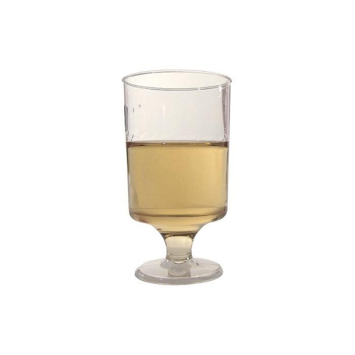 verres a pied cristal achat vente verres a pied. Black Bedroom Furniture Sets. Home Design Ideas