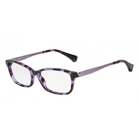 Achetez Lunettes de vue Emporio Armani Femme Essential Leasure 0EA3031  violet havane 50997ae2519a