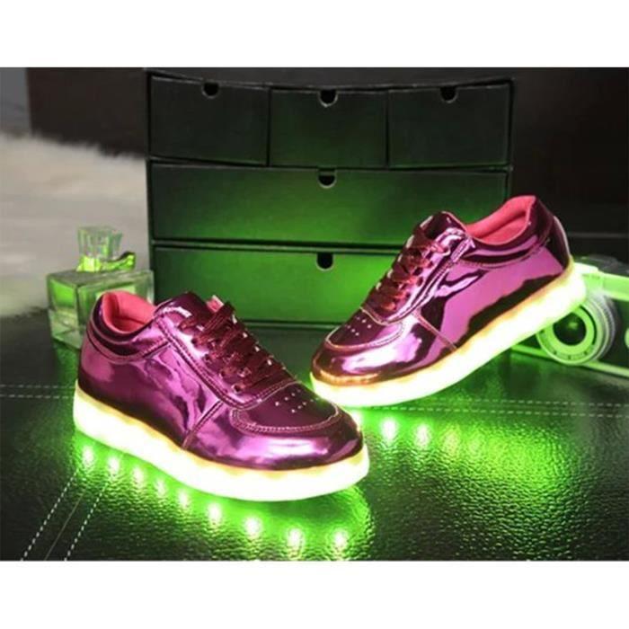 Les chaussures pour enfants chargement USB émet... KTmmbV9Qd