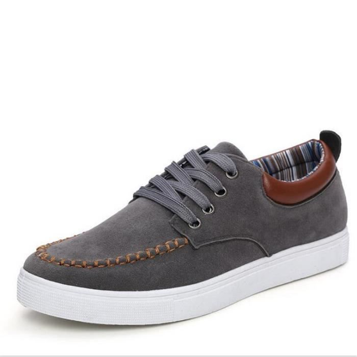 Chaussures Hommes Marque De Luxe Antidérapant Sneaker Plus YS5Ijwl