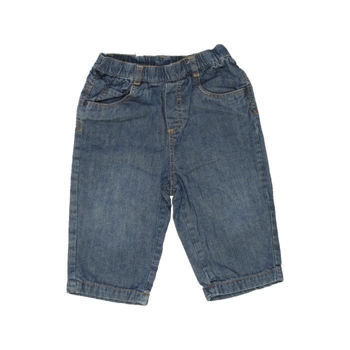 huge selection of new product authentic Jean bébé garçon OKAIDI 12 mois bleu hiver #887903 ...