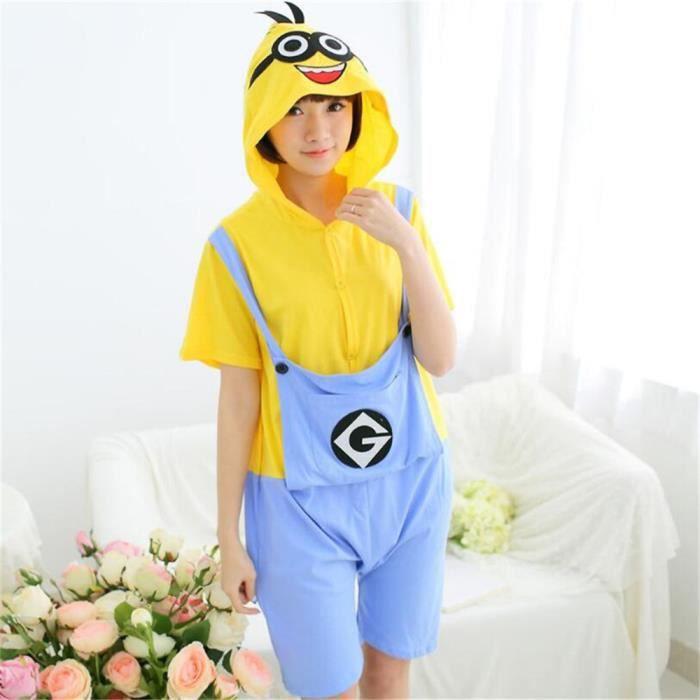 Extraterrestre Courte Été Manche Xl Taille Pyjama Animé Cosplay Vêtements Enfant Dessin RZBZ0q