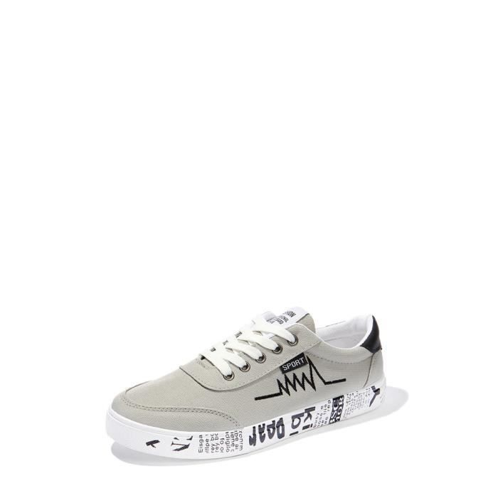 Sneakers Casual lacer Respirant Comfy confortables pour homme 5822276 Wib632fRj4