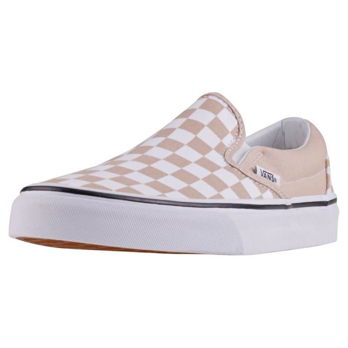 vans femme chaussure blanche