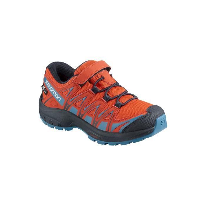 Xa Chaussures Enfant 3d Randonnée K Pro Cswp Tomato Cherry c3RjqL45A