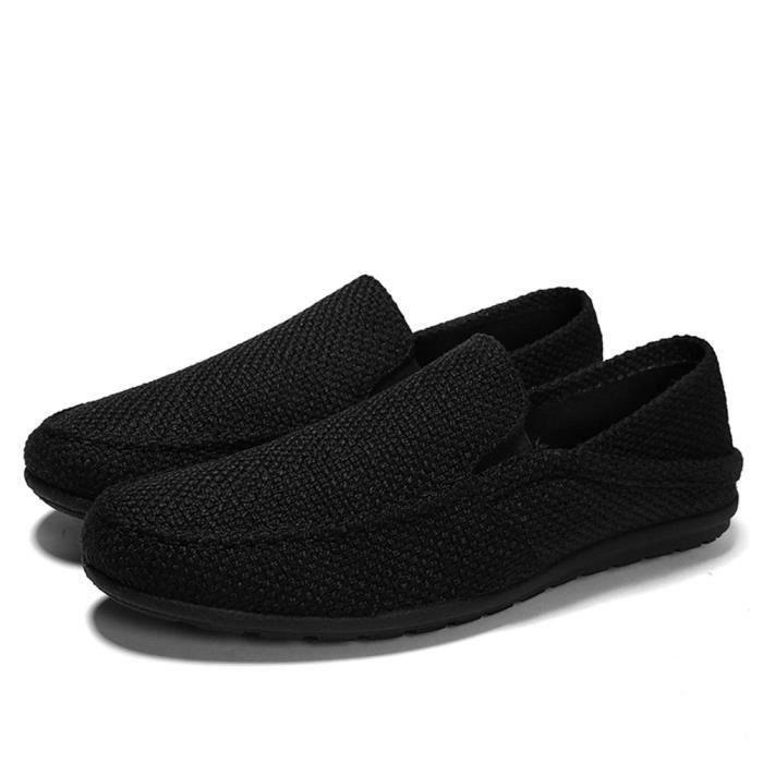 De Grande Plat Marque Luxe Taille Homme Mocassin Chaussures Décontractéesfond Cool zSUMVp