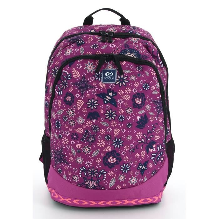 Berry Mandalalbpjs4Very Rip Taille Cm Sac Curl À Violet 46 Dos ZOuTiPkX