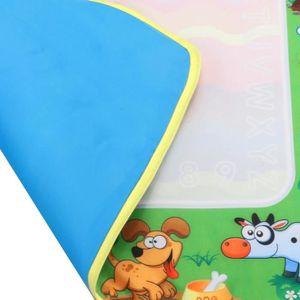tapis a dessin a eau achat vente jeux et jouets pas chers. Black Bedroom Furniture Sets. Home Design Ideas