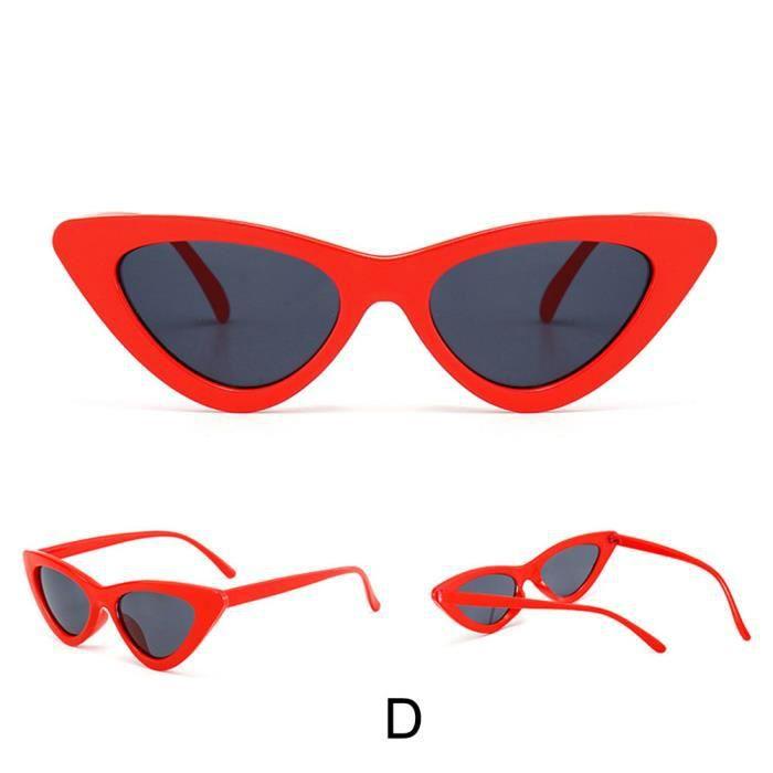 lunettes Eye zf72 Fashion Deuxsuns®Femmes lunettes de UV Shades intégré soleil Cat colorées aBqZ7R