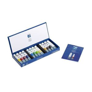 LEFRANC & BOURGEOIS Assortiment huile fine - 12x20ml